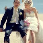 Оригинальные поздравления молодым на свадьбу