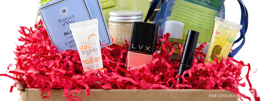 Beauty Box – оригинальный подарок жене на 8 марта