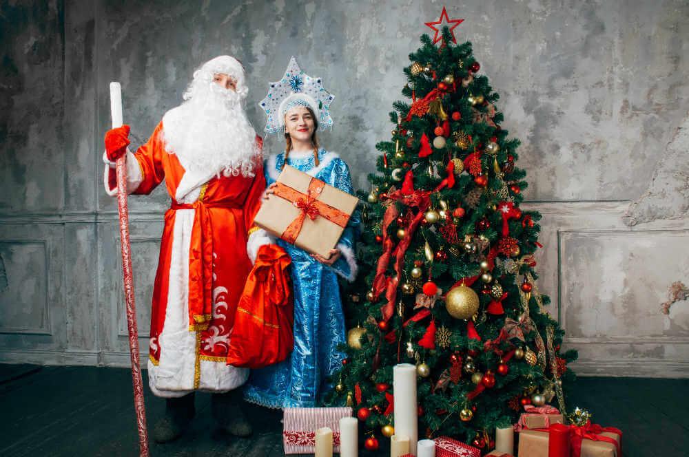 Как настроить ребенка на встречу с Дедом Морозом?